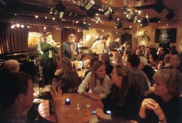 606 Club Main Room