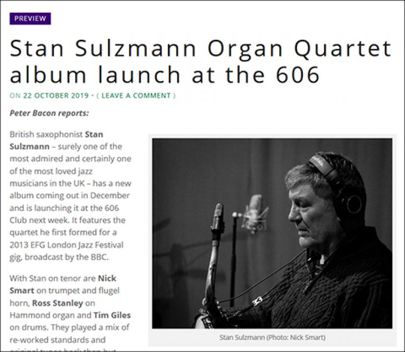 Sulzmann LJN preview Oct 31