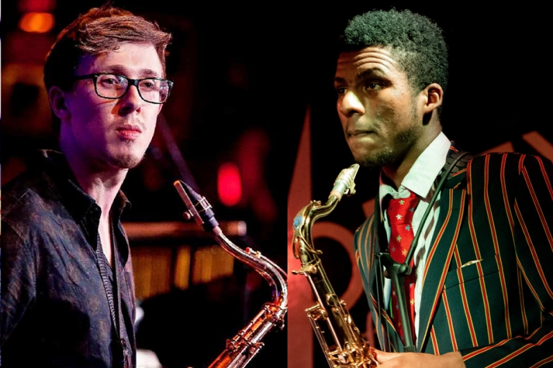 Alex Hitchcock/Xhosa Cole Quintet 'The John Coltrane Songbook' Photo 1