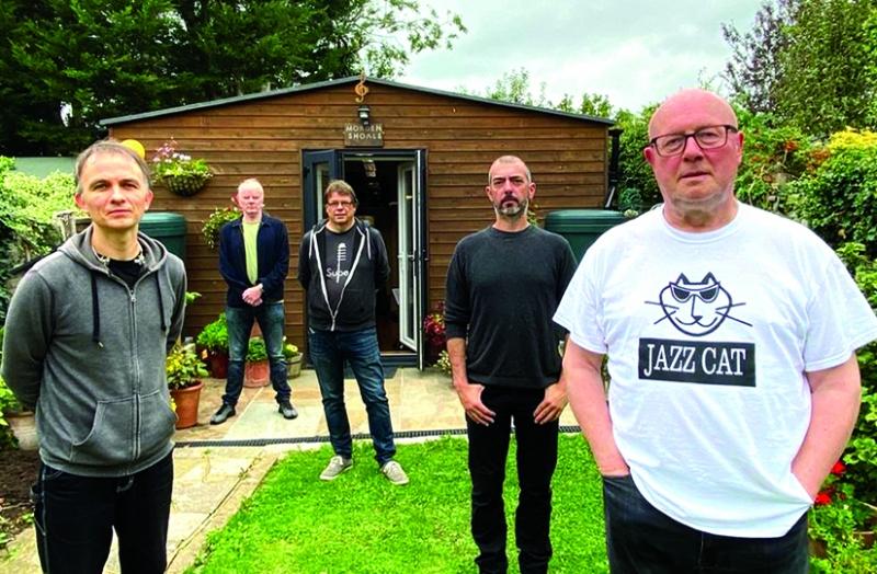 Ben Crosland Quintet (Album Launch) Photo 1