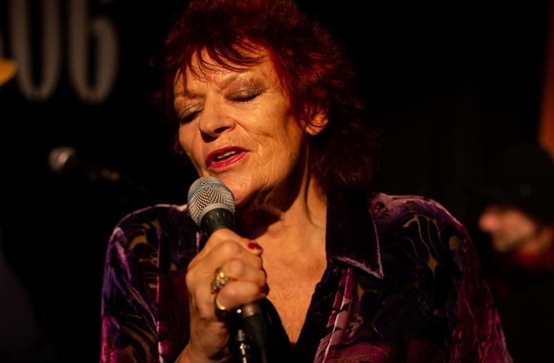 Dana Gillespie & the London Blues Band Photo 1