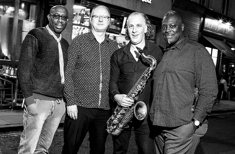 Dave Lewis Quartet Photo 1