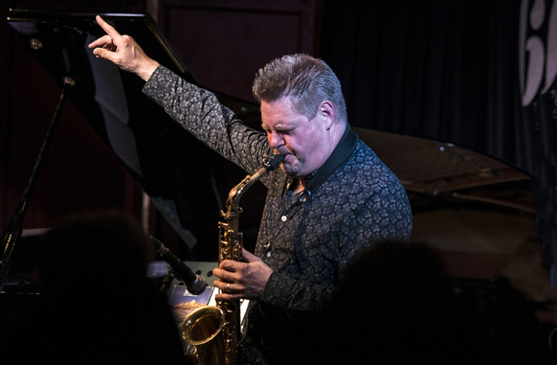 Derek Nash's Sax Appeal Quartet Photo 1