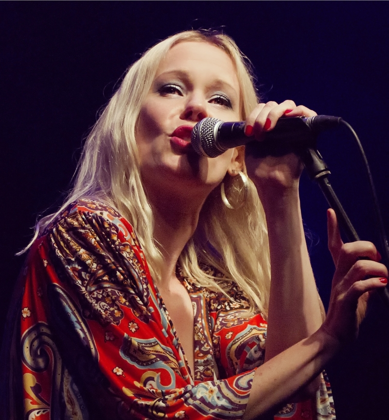 """THE LIZZIE DEANE BAND - """"SOUL INSPIRATIONS"""" Photo 1"""