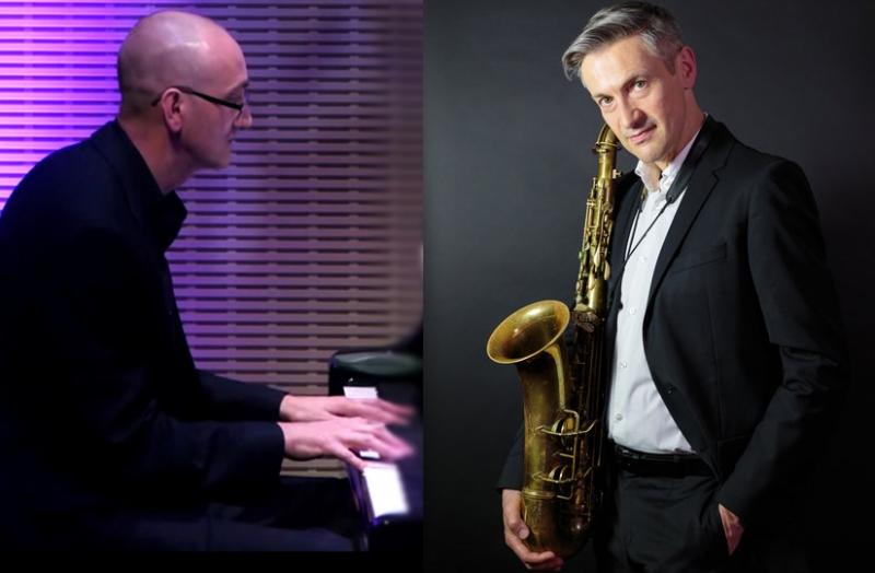 Graham Harvey featuring Dave O'Higgins Photo 1