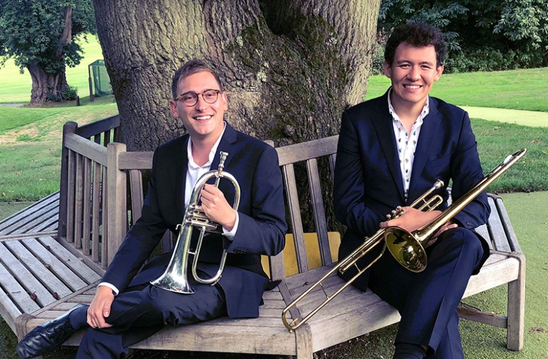 James Davison & Callum Au Photo 1