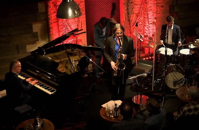 Marco Marconi featuring Max Ionata (CD Launch) Photo 1