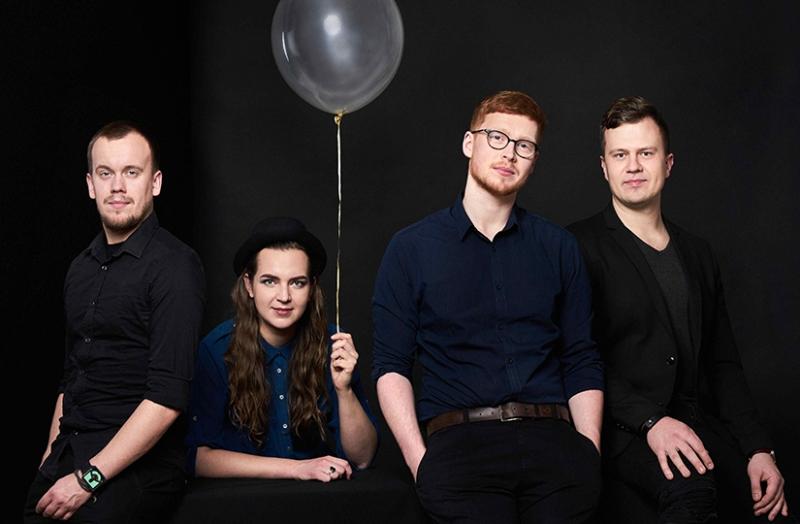 Musician's XChange: Lauri Kadalipp Social Jazz :: Jazz from the Academy featuring Luke Bainbridge Photo 1