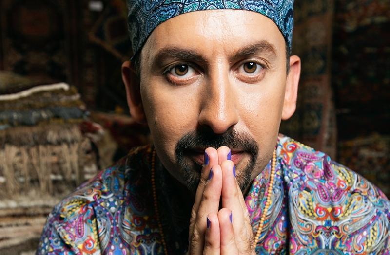 Shez Raja 'Tales from the Punjab' Album Launch featuring Tony Kofi Photo 1