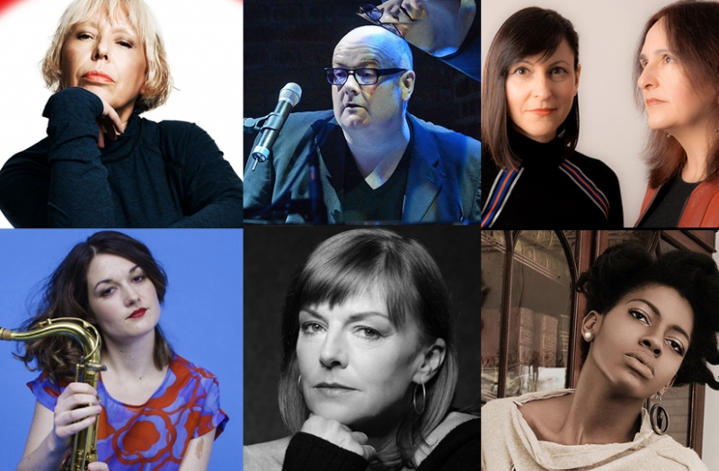 Side by Side Charity Night - compered by Ian Shaw feat. Barb Jungr, Georgia Mancio/Kate Williams, Doon Mackichan, Trish Clowes & Bumi Thomas Photo 1