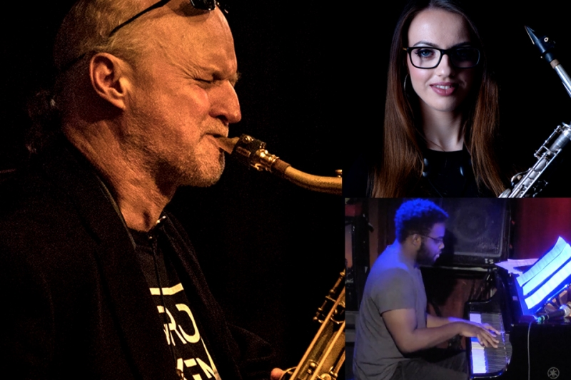 The Peter King Memorial Sax Summit feat. Mornington Lockett with Alex Clarke & Special Guests with the Deschanel Gordon Trio Photo 1