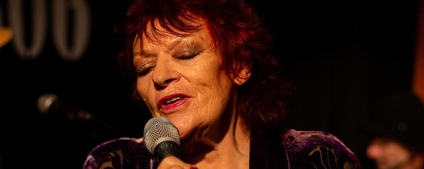 Dana Gillespie & the London Blues Band