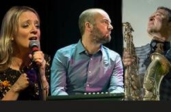 Anöna Trio: Imogen Ryall, Julian Nicholas & Liam Noble