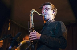 ALEX HITCHCOCK FEATURING ANT LAW   JAZZ FROM THE ROYAL ACADEMY OF MUSIC