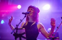 Hayley Sanderson featuring Jamie Squire