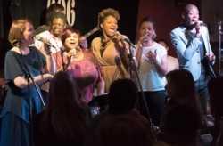 SUNDAY LUNCHTIME SPECIAL: 606 GOSPEL GROUP