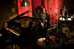 Marco Marconi featuring Max Ionata (CD Launch)