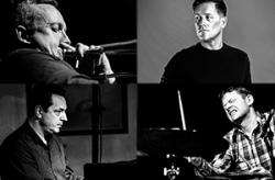 Paul Dunlea's 'Four Corners' featuring Michael Janisch