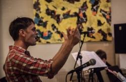 SUNDAY LUNCHTIME SPECIAL: GARETH LOCKRANE BIG BAND