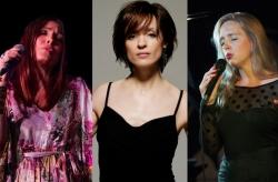 Jo Harrop, Rachel Sutton, Eileen Hunter - Happy to be Back