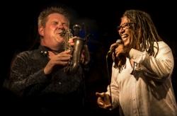 "Noel McCalla and Derek Nash ""Some Kinda Wonderful"": Tribute to Stevie Wonder"