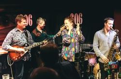Redtenbacher's Funkestra featuring Helena-May