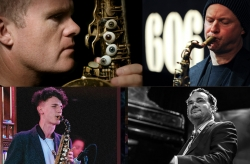 Saxophone Summit: Mornington Lockett, Iain Ballamy, Alexander Bone & Special Guest