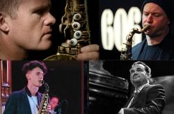 Saxophone Summit: Mornington Lockett, Iain Ballamy, Alexander Bone & Special Guest