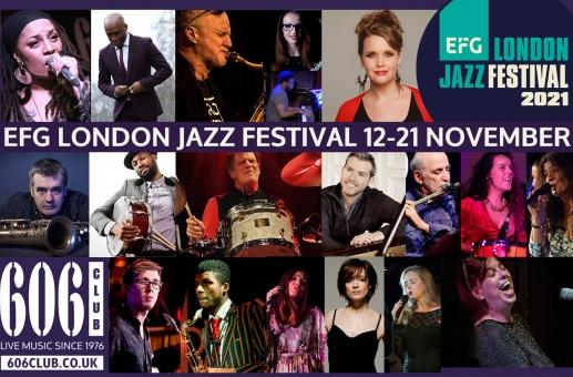 2021 EFG LONDON JAZZ FESTIVAL