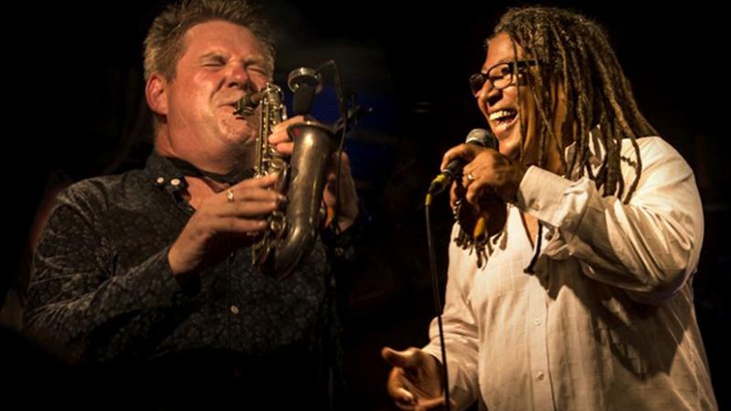 "#606 Live Stream: Derek Nash & Noel McCalla ""Some Kinda Wonderful"""
