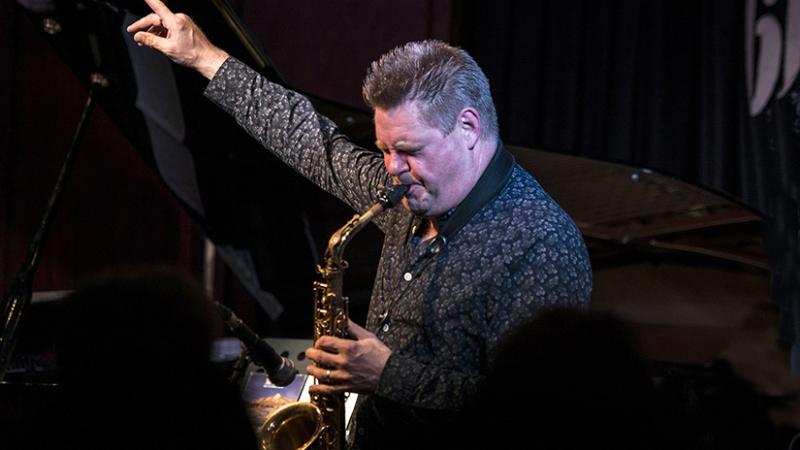 #606 Live Stream: Derek Nash' Sax Appeal Quartet